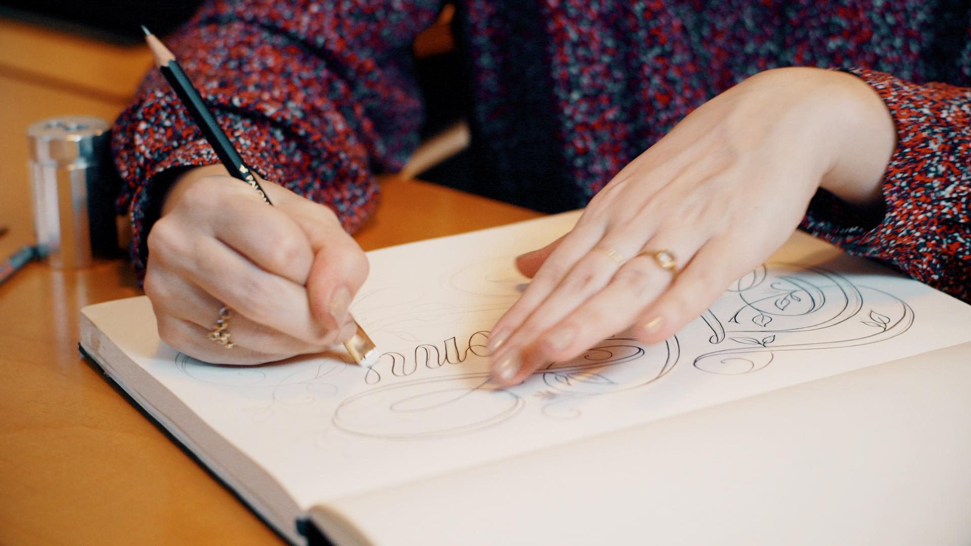 Lettering Artistry with Jessica Hische | KQED Art School | PBS LearningMedia