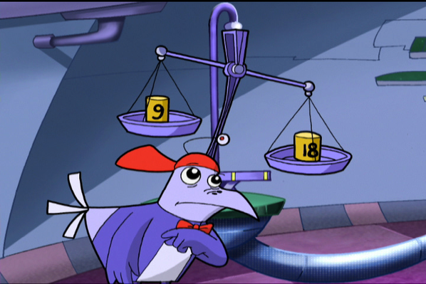A Simple Balance| Cyberchase