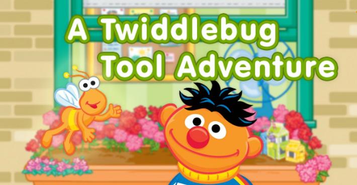 Twiddlebug Tool Adventure | Sesame Street
