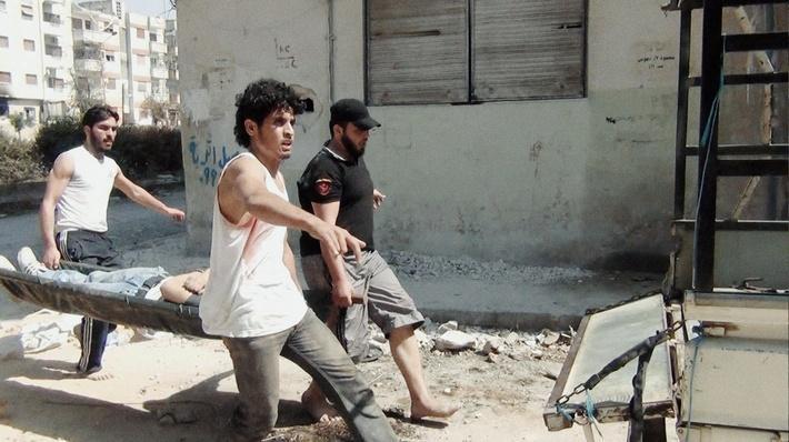 Return to Homs | Khalidiya Massacre