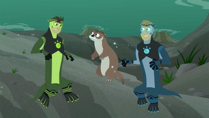 Activating Teamwork | Wild Kratts