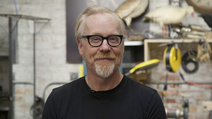 Adam Savage of Myth Busters on Why Science Matters | Above the Noise