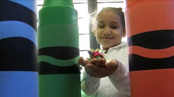 Crayola | Champion Creatively Alive Children: Advocacy Module