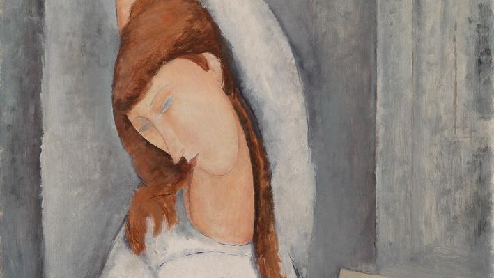 Jeanne Hébuterne, Amedeo Modigliani