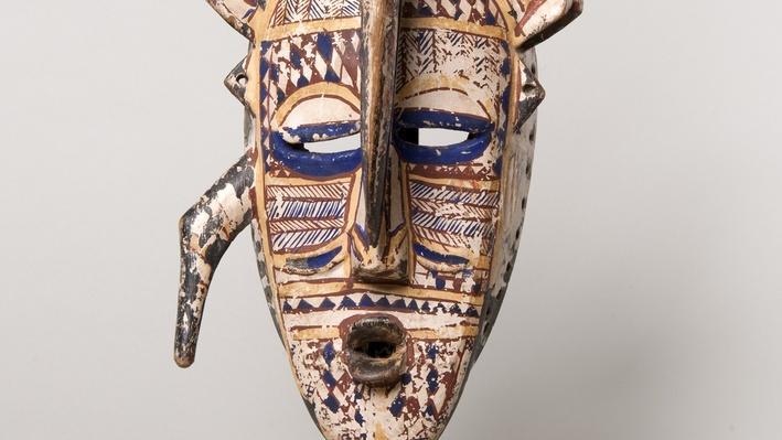 Face Mask, Kulango Peoples