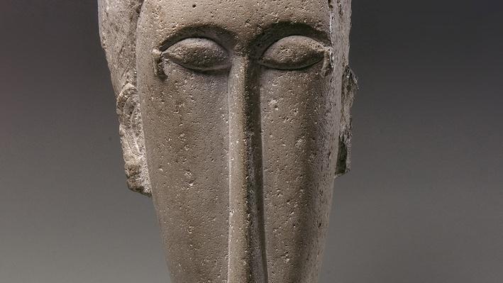 Head, Amedeo Modigliani