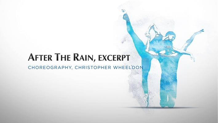 After the Rain Dance | Pennsylvania Ballet at 50: Chapter 2