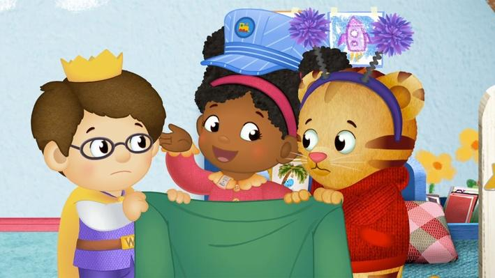 Alien Space Jacket - Together! | Daniel Tiger's Neighborhood