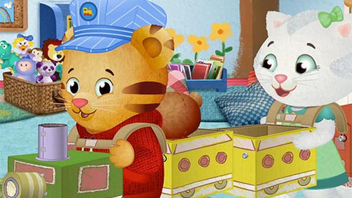 All Aboard | Daniel Tiger's Neighborhood