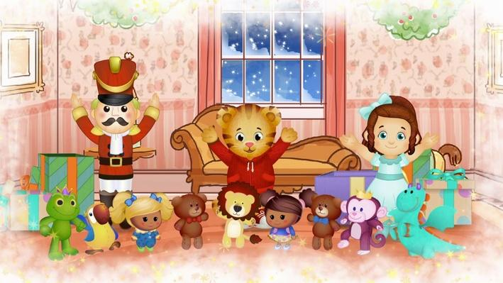 An Imaginary Nutcracker Ballet | Daniel Tiger's Neighborhood