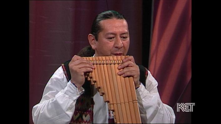 Ecuador and Bolivia: Music of the Andes