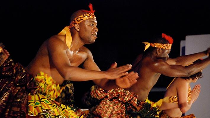 West African Music and Dance with Kwesi Anku