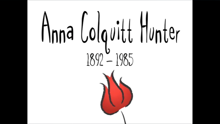Georgia Stories: Anna Colquitt Hunter