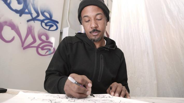 You're a Street Artist Now! Apexer Shows You How | KQED Art School