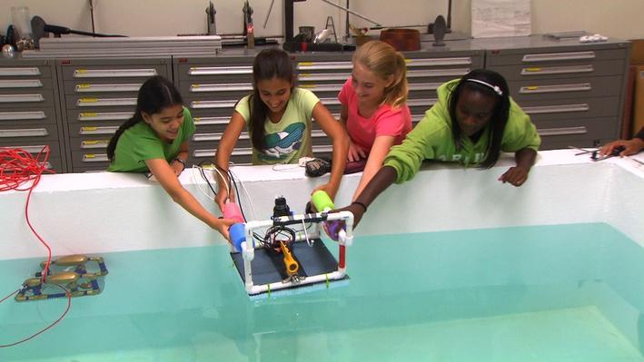 Aquabots: Test and Redesign 1
