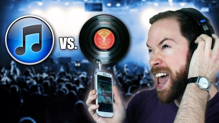 Are MP3s & Vinyl Better than Live Music? | PBS Idea Channel