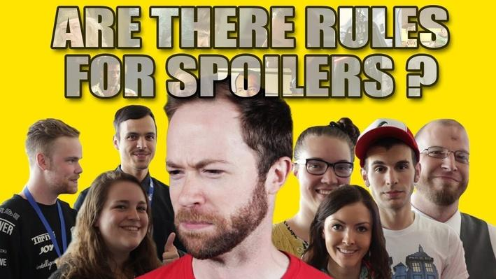 Are There Rules For Spoilers? | PBS Idea Channel