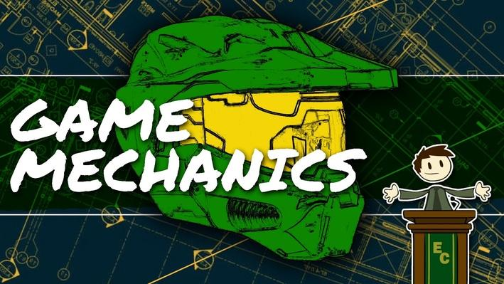 Are Videogames About Their Mechanics? | PBS Idea Channel
