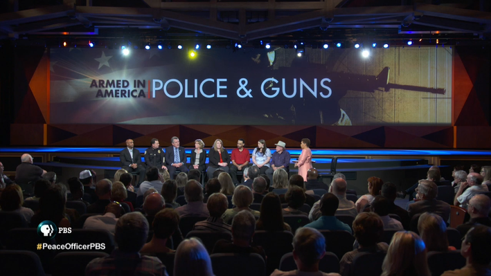 Chapter 2: Police and Guns | Armed in America