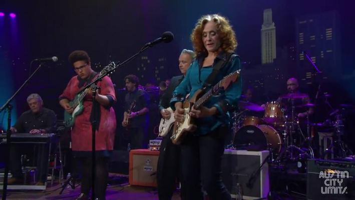 """Wrap it Up"" Performed By Bonnie Rait, Brittany Howard, Gary Clark Jr., and Jimmie Vaughan 