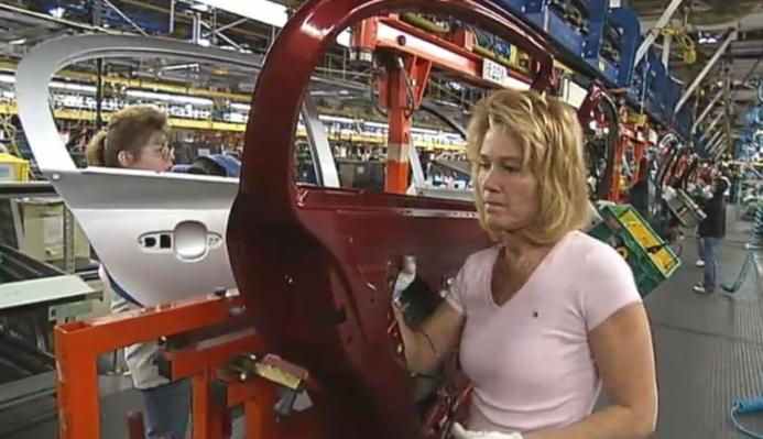 Career Connections | Auto Factory Worker