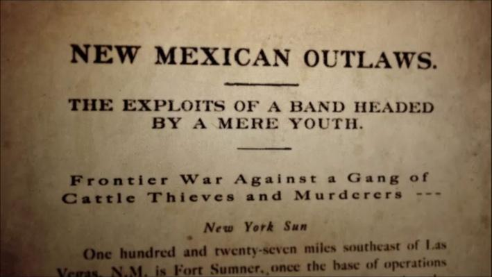 American Experience: Billy The Kid | Wanted