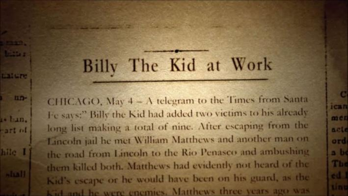 American Experience: Billy The Kid | Gunned Down