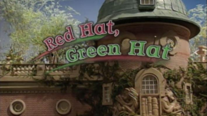 Between the Lions: Red Hat, Green Hat   Introduction