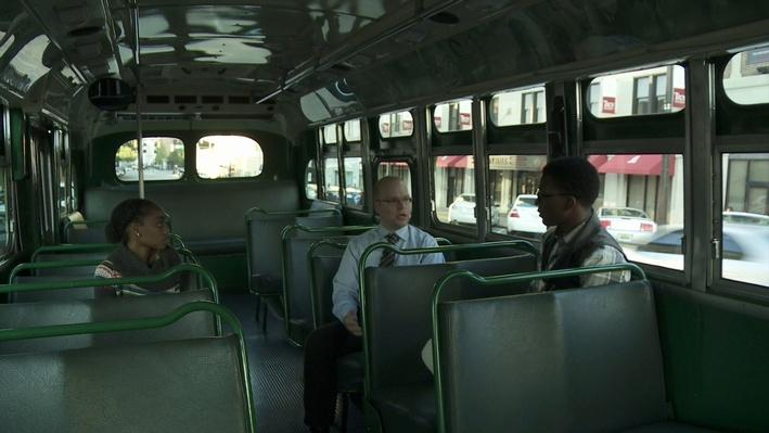 Montgomery Bus Boycott - BONUS: Bus Interview