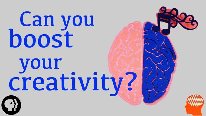 Can You Boost Your Creativity? | BrainCraft