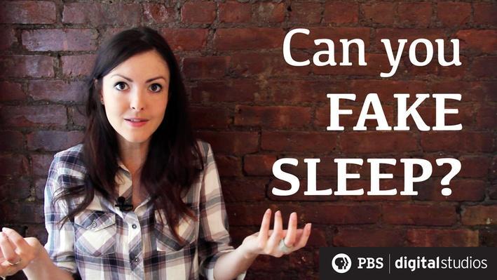Can You Fake Sleep? | BrainCraft