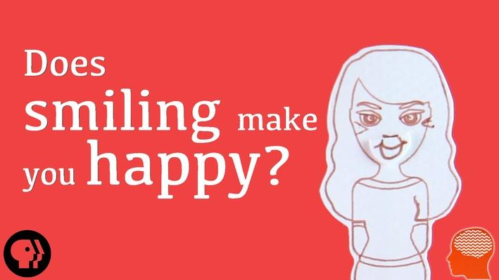 Does Smiling Make You Happy? | BrainCraft