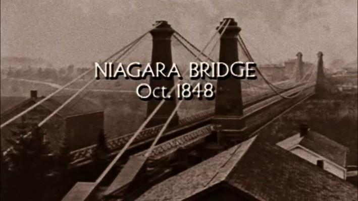 Brooklyn Bridge: Early Bridges