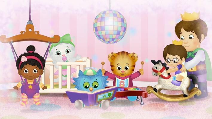 Babies in the Neighborhood | Daniel Tiger's Neighborhood