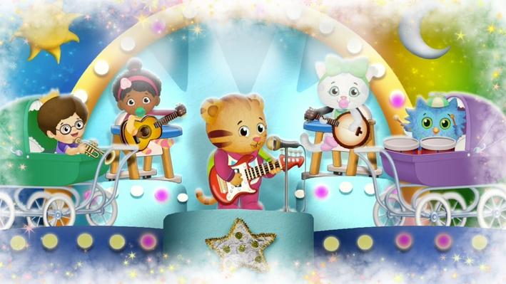Baby Band | Daniel Tiger's Neighborhood