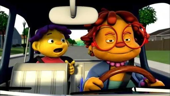 Backseat Driving with Grandma: Friction