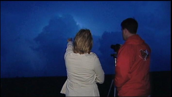 Ball State Storm Chasers | Indiana Expeditions