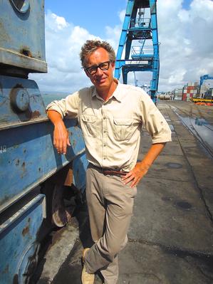 Journalist Aidan Hartley