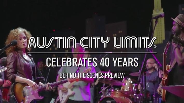 Behind the Scenes | Austin City Limits Celebrates 40 Years