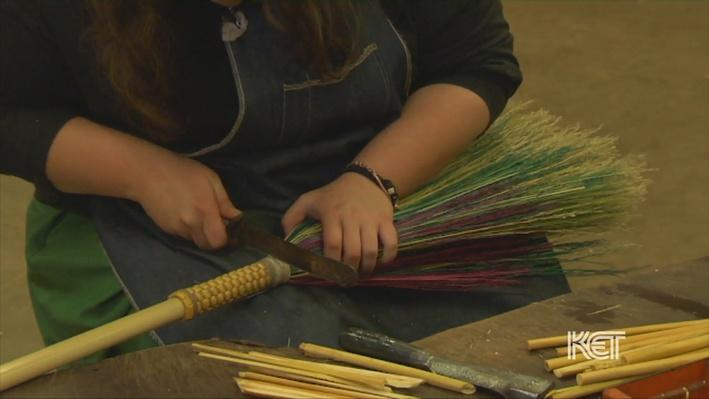 Traditional Craft: Making a Broom | Visual Arts Toolkit