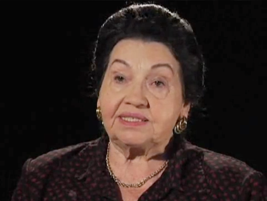 Violence Against Jews - Betty Goodfriend | WWII: Holocaust Survivors