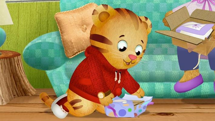 Big Brother Button | Daniel Tiger's Neighborhood