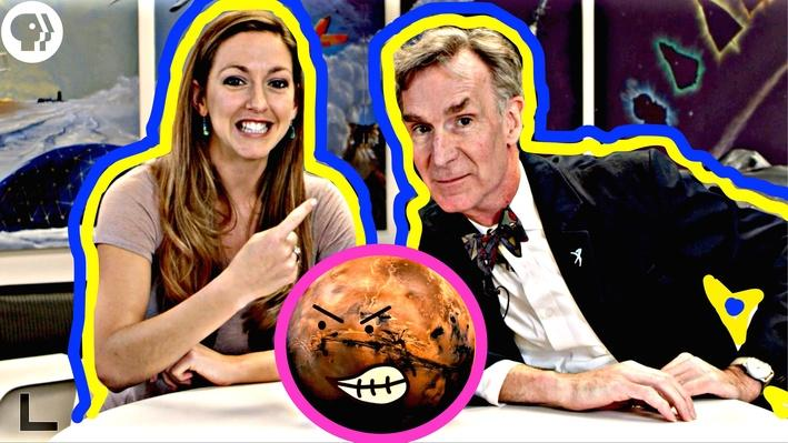 Should You Go to Mars? (Featuring Bill Nye) | Physics Girl
