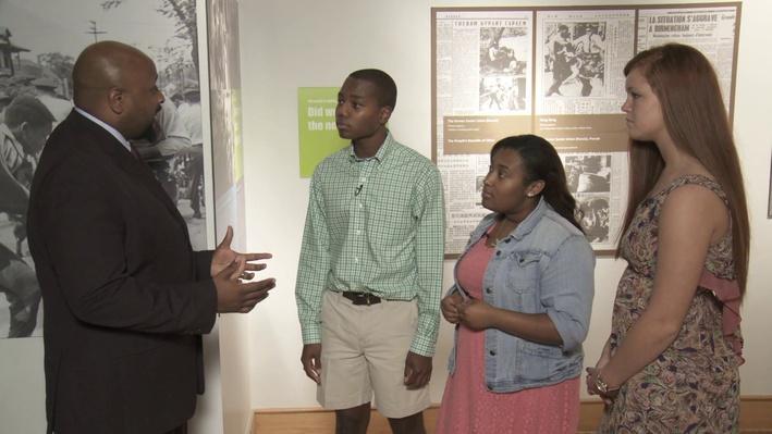 The Children's March - Clip 1 - Birmingham Civil Rights Institute