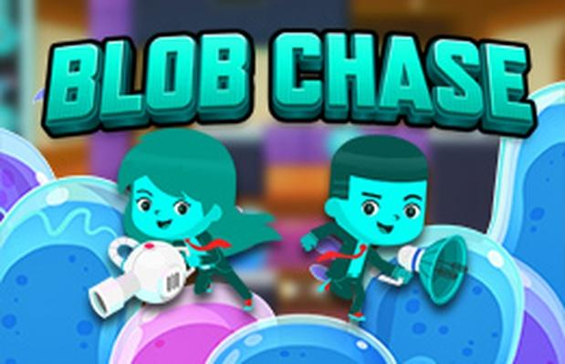 Blob Chase - Odd Squad | PBS KIDS Lab