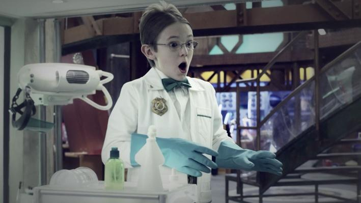 Blob on the Loose | The Odd Squad