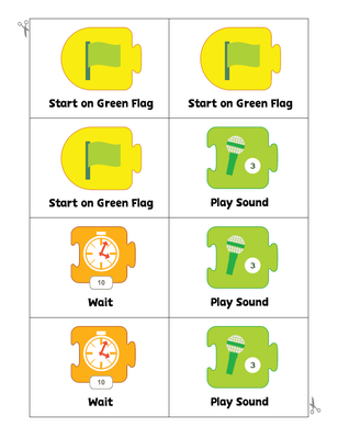 Block Cards - PBS KIDS ScratchJr | RTL 2015-2020