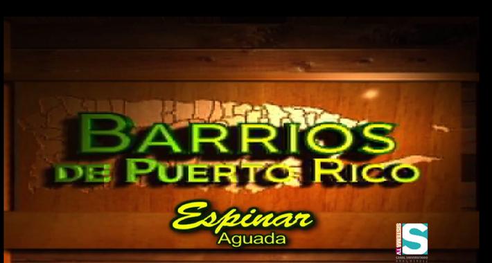 Barrios de Puerto Rico: Barrio Espinar de Aguada