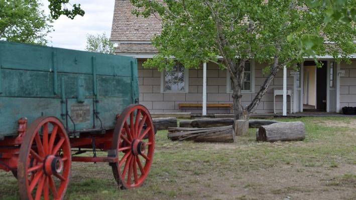 Boggsville | Colorado Experience