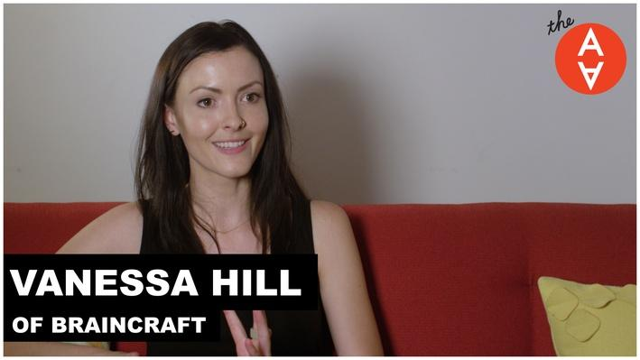 Vanessa Hill of BrainCraft | The Art Assignment